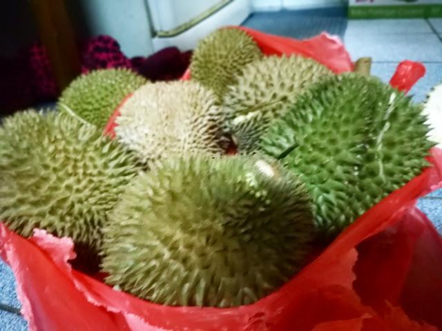 Durian Kampung Murah 8 Biji RM40