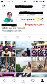 cara menghapus pencarian di instagram versi terbaru