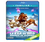 La Era De Hielo: Choque De Mundos (2016) Full HD BRRip 1080p Audio Dual Latino/Ingles 5.1