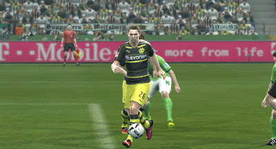 PES 2013 Borussia Dortmund 2016/2017 GDB (UPDATE 3) by BK-201