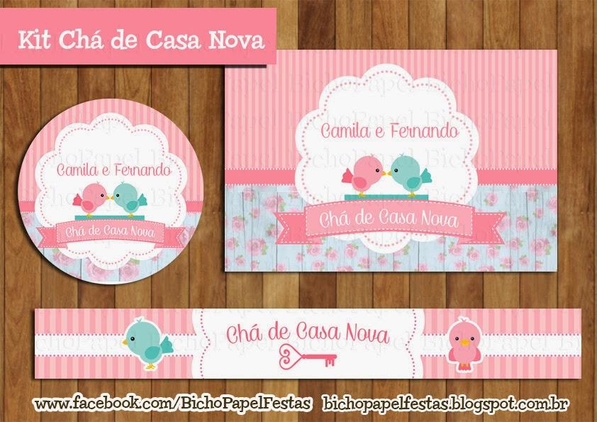 Kit Chá de Casa Nova