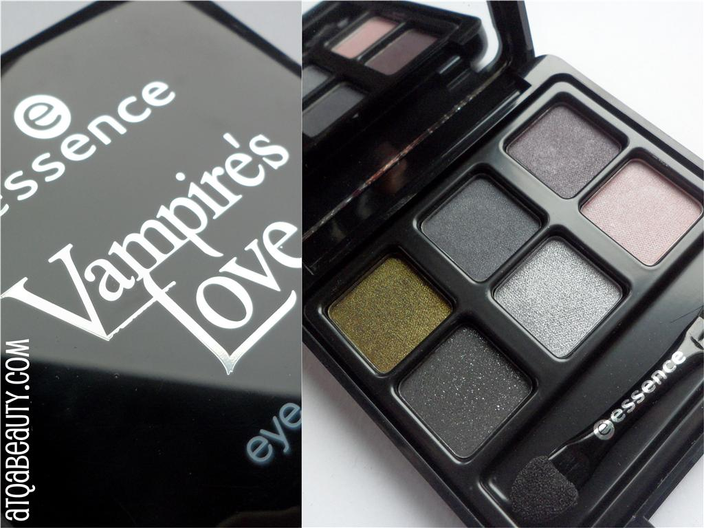 Makijaż :: Essence Vampire's Love Eye Shadow