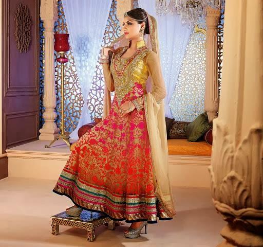 2014 Latest Pakistani Bridal Casual Amp Formal Dress