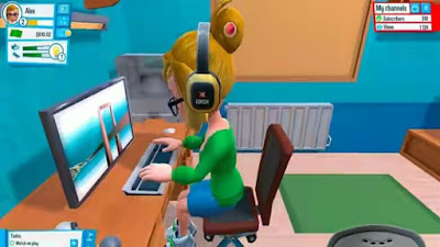Youtubers Life Gaming Offline Full Gratis