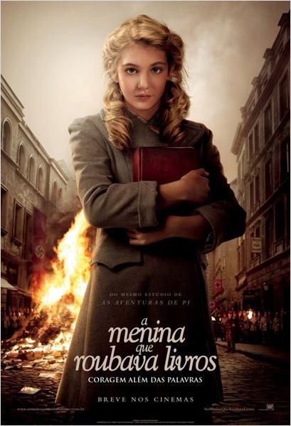 Estréia da semana nos cinemas: A Menina que Roubava Livros