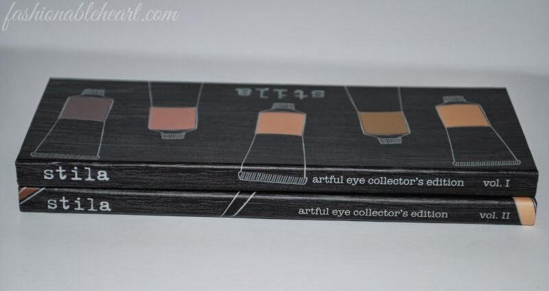 Stila Artful Eye palettes