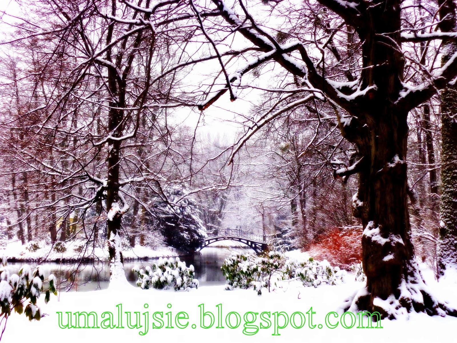Zdjęciowo: Górny Śląsk zimą 2015