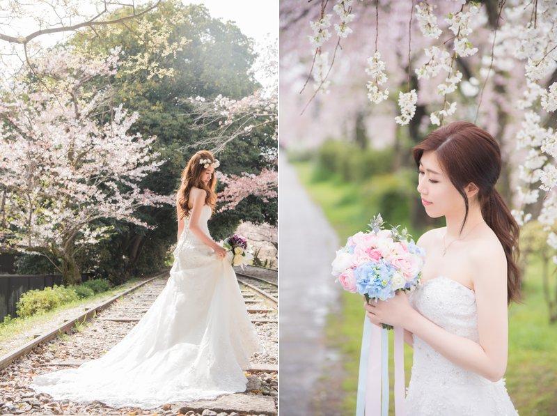 京都櫻花季海外自助婚紗台北攝影工作室
