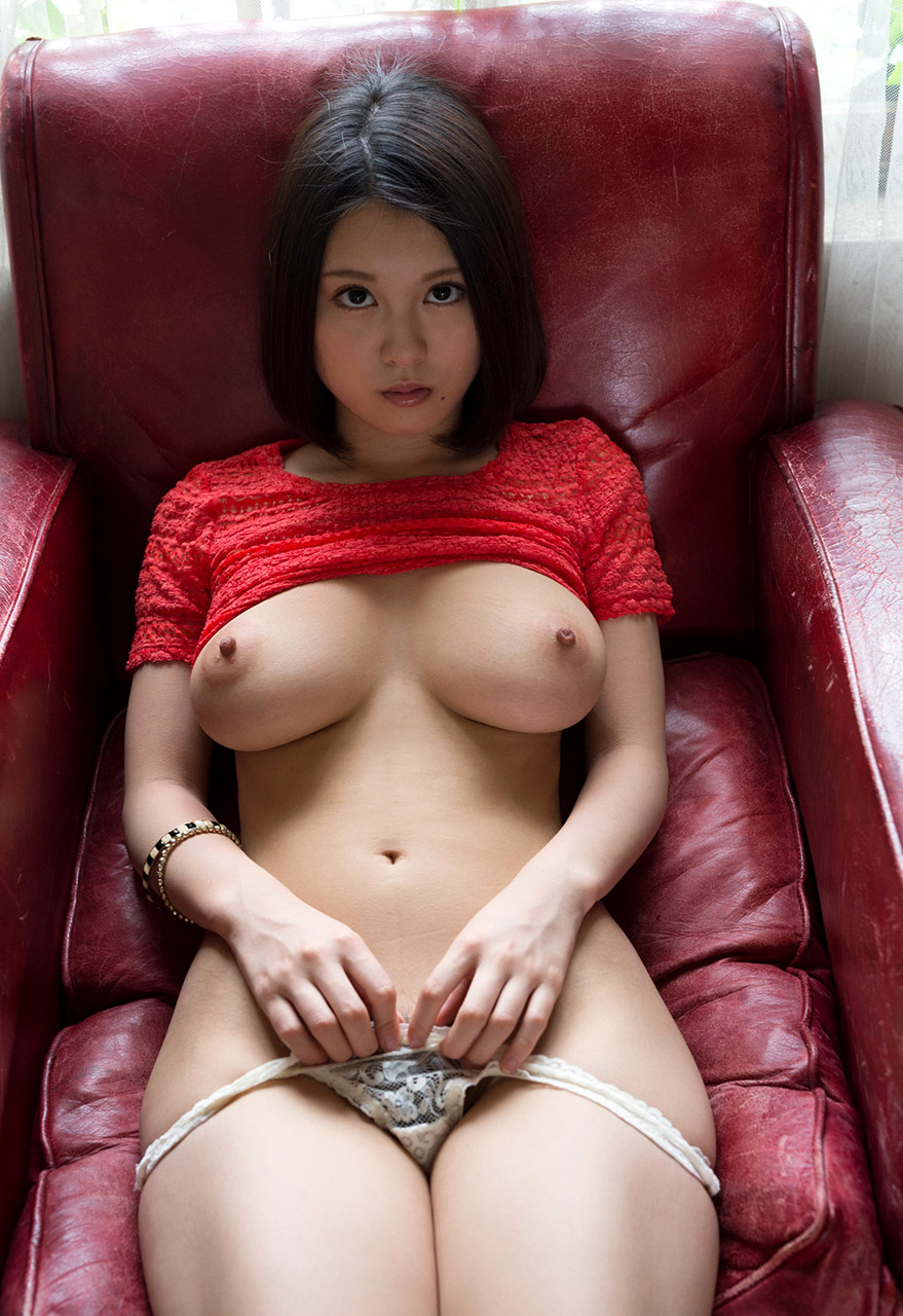 China Matsuoka  Seductive Topless Pics  Asian Sexy Girls -4153