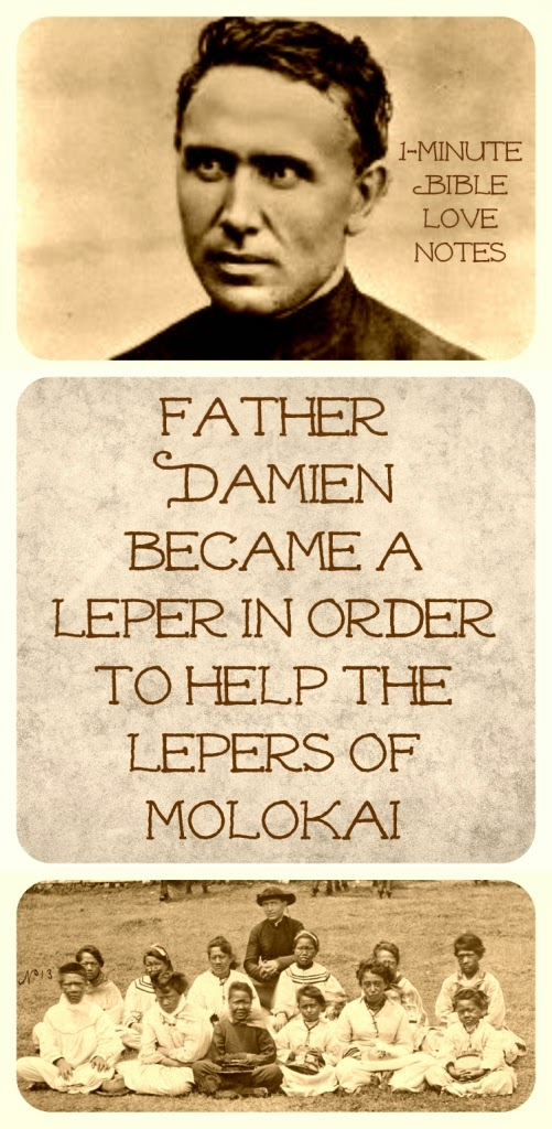 Father Damien, Molokai, Lepers, Catholic saint