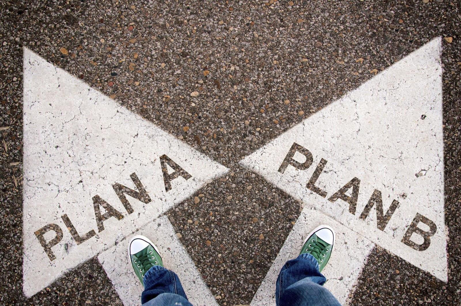 Plan A y Plan B