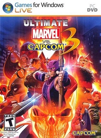 Ultimate Marvel vs Capcom 3-CODEX