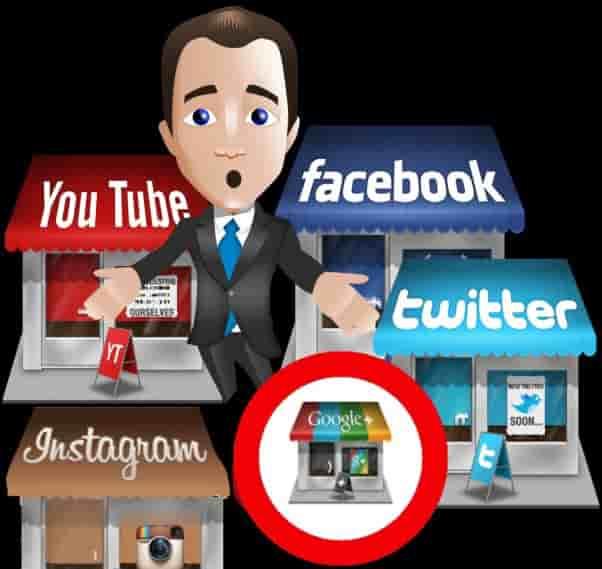 5 Sosial Media yang wajib dimiliki seorang pebisnis online