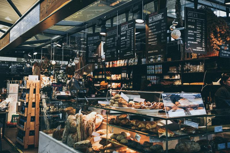 Food Markets in Copenhagen