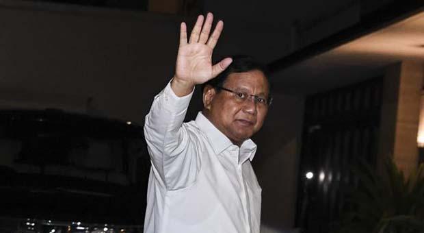 Usai Bertemu SBY, Prabowo: Koalisi Harus Banyak Berbincang
