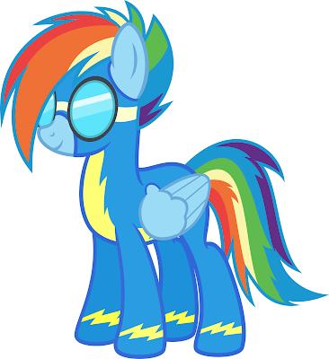 AGC Rainbow Dash