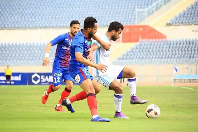 مباراة الاسماعيلي وبتروجيت  الدوري المصري 6-8-2018