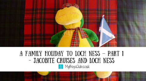 A Family Holiday to Loch Ness – Part 1 - Jacobite Cruises and The Loch Ness Centre