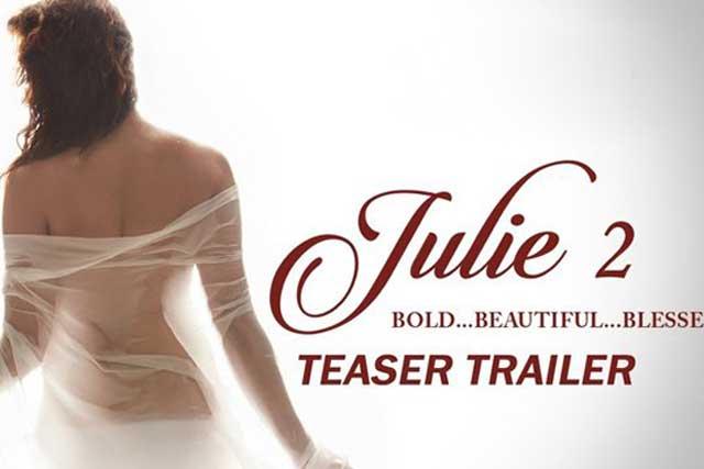Julie 2 Hot Trailer: Raai Laxmi Bold Bollywood Debut