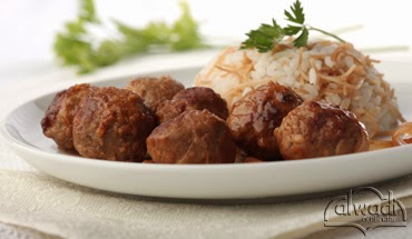 Dawood Basha are Lebanese meatballs which are prepared in practically all local restauran Daoud Basha Recipe