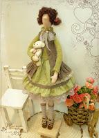 кукла конфетка