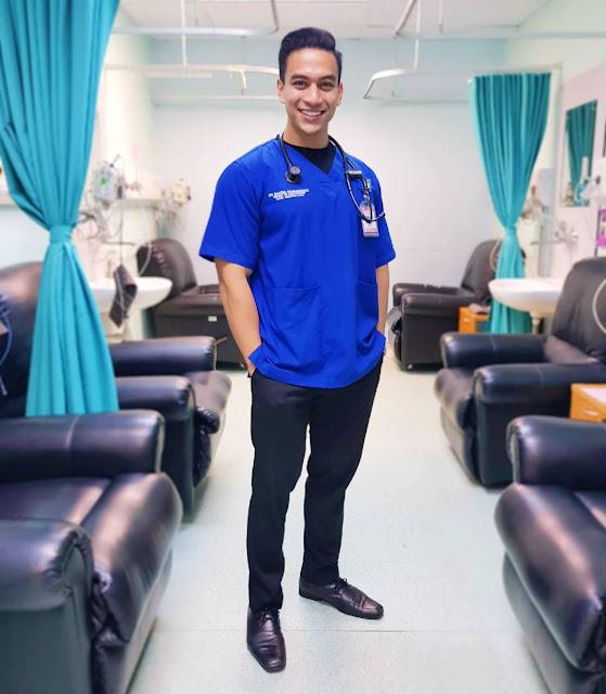 Doktor Paling Handsome Di Malaysia