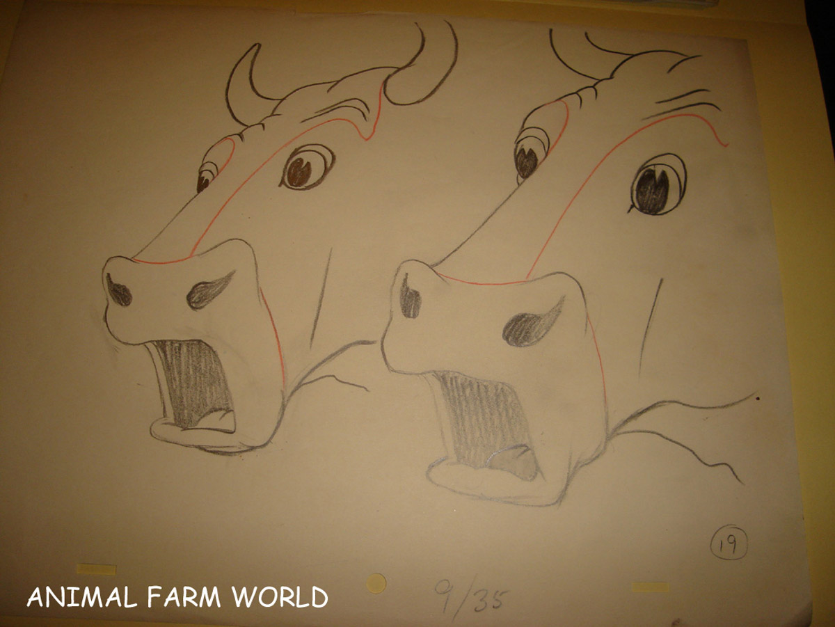 It's just a picture of Agile Drawing Of Farm Animals