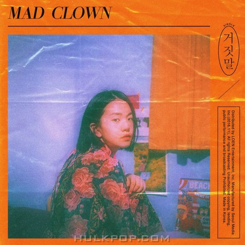 Mad Clown – Lie – Single