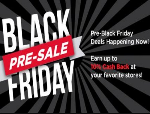 Swagbucks The Pre-Black Friday Holiday Sale!