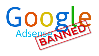 Jangan sampai kena banned dengan Google