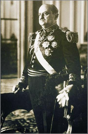 Óscar R. Benavides gobernante del Perú (1933 - 1939)