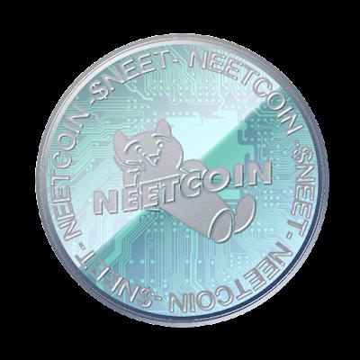 ニートコインのフリー素材