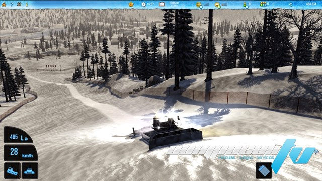 Ski-World Simulator PC Full