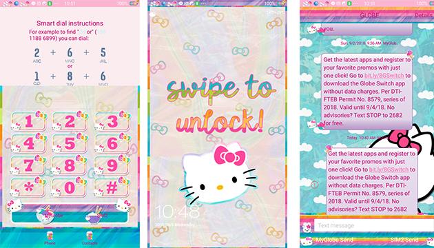 Oppo Theme: Hello Kitty Theme Hologram V2.0 Theme