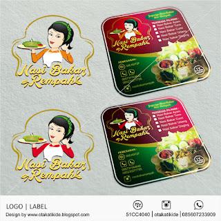 jasa desain logo label produk ukm makanan minuman perusahaan surabaya jakarta sidoarjo bali makasar medan solo pekanbaru bandung