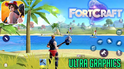 FortCraft 0.10.115 New Apk + OBB Data (Tested) official a latest Version is a Action Android game