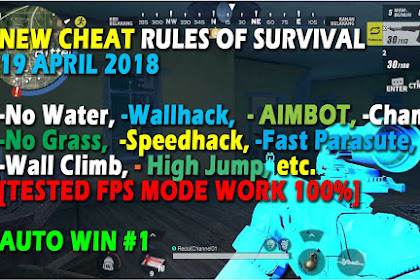 Cheat Rules of Survival Glutamin 9.0 Fix NEW Wallhack All Setting! Aimbot Perfect, Speed, Walk on Water, Wallhack, ESP Menu, Jump, No Gras etc