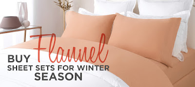 Best Flannel bed sheets for winter