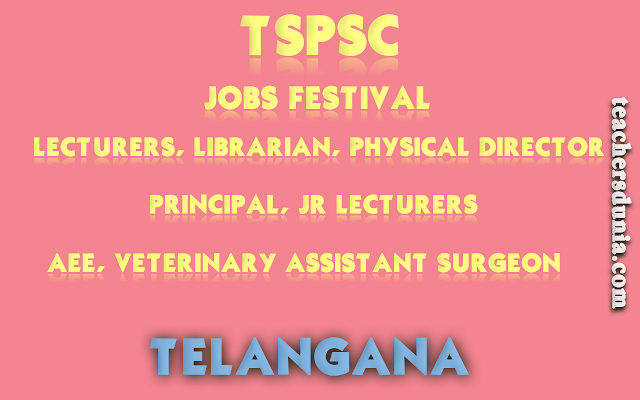 TSPSC-New-Notifications-Telangana-Formation-Day