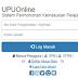 12 Tips Cara Memohon UPU Online
