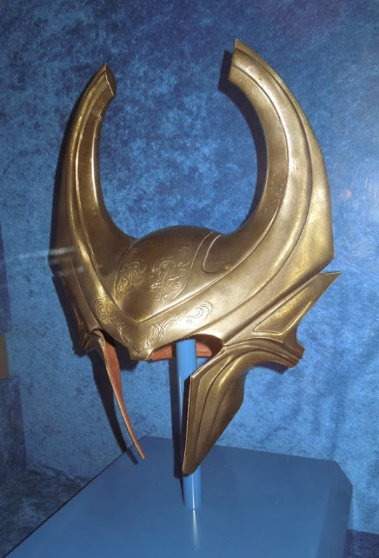 Thor The Dark World Heimdall helmet