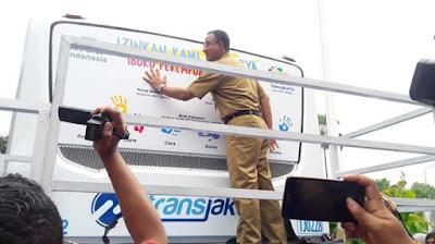 Nilai Tak Adil untuk Warga Jakarta, Anies Baswedan Bakal Cabut Pergub yang Diteken Jokowi Ini