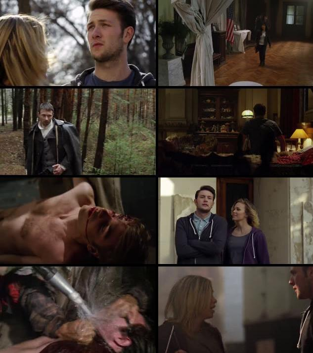 Wrong Turn 6 Last Resort (2014) BRRip 480p English 300MB ...