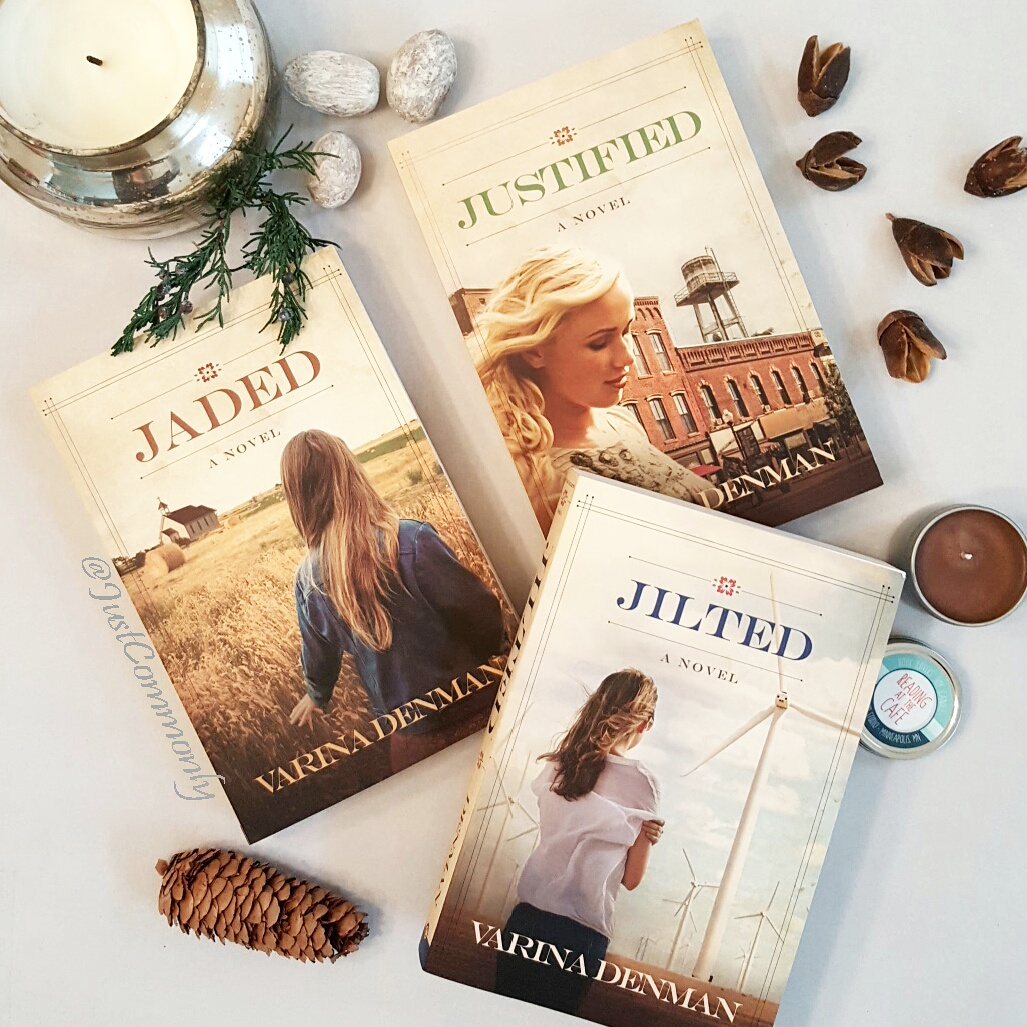 Featured Fiction: Jilted by Varina Denman + 2 Giveaways!