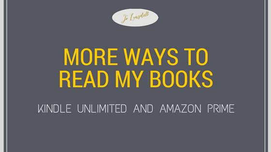 我的书:Kindle Unlimited和Amazon Prime