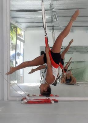 pilates aereo