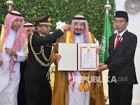 Indonesia-Arab Saudi Kembali Tegaskan Pentingnya Kemerdekaan Palestina