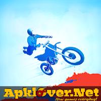 Psebay: Gravity Moto Trials MOD APK premium unlocked
