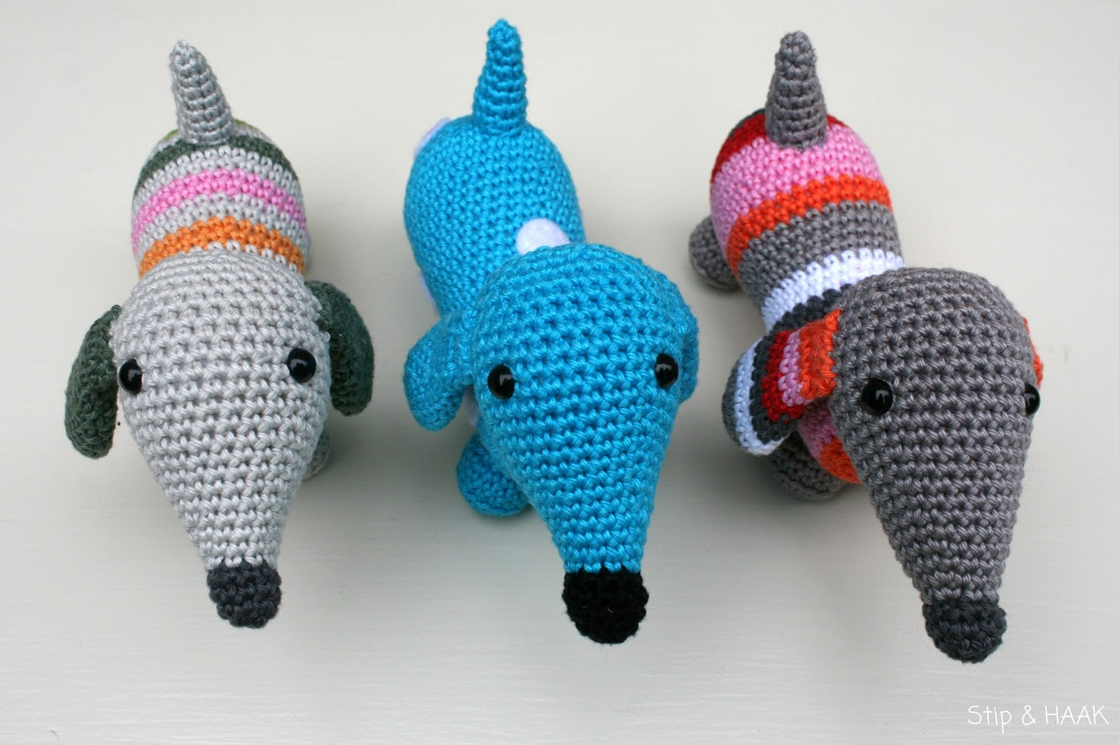 Unicorn amigurumi modèle de crochet gratuit - Amigurumi Modèle   1066x1600