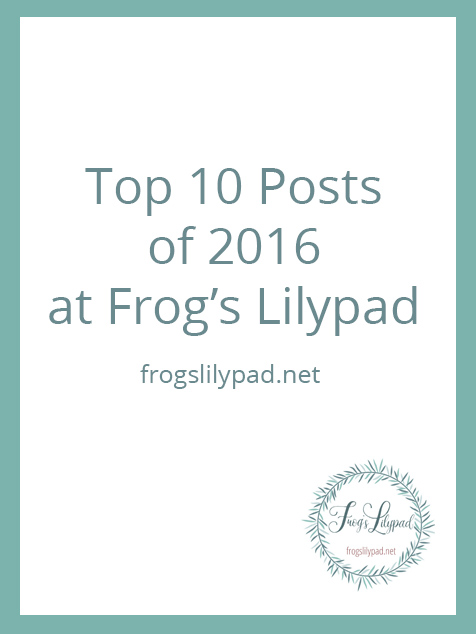 Top 10 Posts for 2016